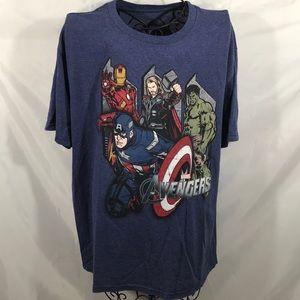 Disney marvel t- shirt XL